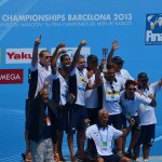 Brazil – 1º place on swimming water