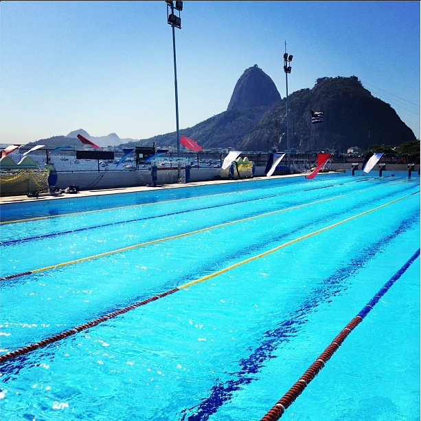 piscina do botafogo